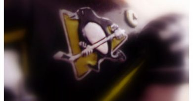Pittsburgh Penguins logo and jersey