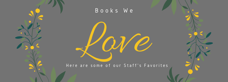 Books We Love Header Image