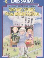 Sideways Stories from Wayside School - Book Jacket