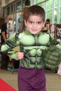 Hulking out